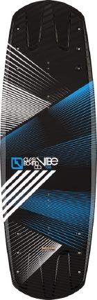 CWB - 2012 Vibe 136 Wakeboard