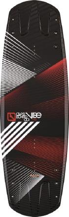 CWB - 2012 Vibe 142 Wakeboard
