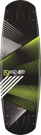 CWB - 2012 Vibe 147 Wakeboard