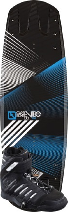 CWB - 2012 Vibe 136 w/Prizm Wakeboard