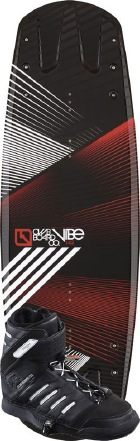 CWB - 2012 Vibe 142 w/Prizm Wakeboard