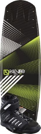 CWB - 2012 Vibe 147 w/Prizm Wakeboard