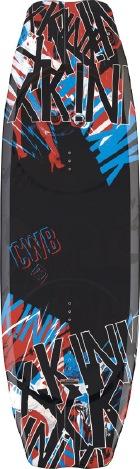 CWB - 2012 xKink 134 Wakeboard