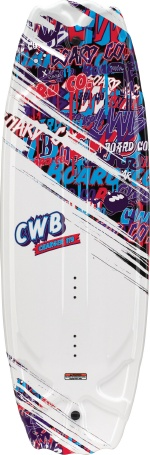 CWB - 2013 Charger 119 Wakeboard