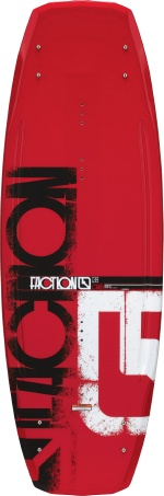 CWB - 2013 Faction 138 Wakeboard