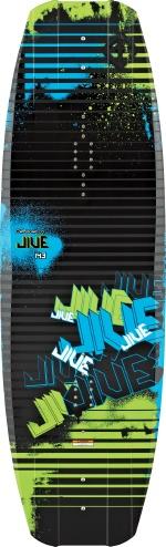 CWB - 2013 Jive 143 Wakeboard