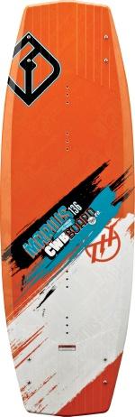 CWB - 2013 Marius 136 Wakeboard