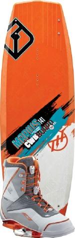 CWB - 2013 Marius 141 w/Marius Wakeboard Package