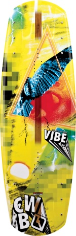 CWB - 2013 Vibe 136 Wakeboard