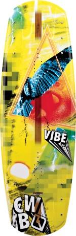 CWB - 2013 Vibe 136 Wakeboard