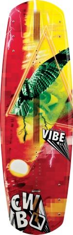 CWB - 2013 Vibe 142 Wakeboard