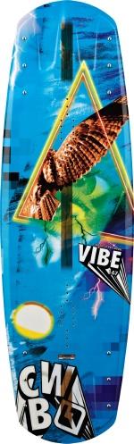 CWB - 2013 Vibe 147 Wakeboard