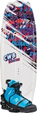CWB - 2013 Charger 119 w/Tyke Wakeboard Package