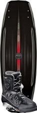 CWB - 2013 DB9 138 w/JT Wakeboard Package