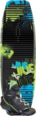 CWB - 2013 Jive 137 w/Vapor Wakeboard Package