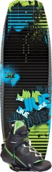 CWB - 2013 Jive 143 w/Vapor Wakeboard Package
