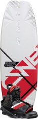 CWB - 2013 Pure 130 /Edge Wakeboard Package