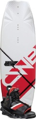 CWB - 2013 Pure 141 w/Edge Wakeboard Package