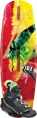 2013 Vibe 142 w/Vapor Wakeboard Package