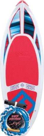 CWB - 2015 Ride Wakesurfer w/Wakesurf Rope