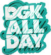 DGK - DGK Classics Decal
