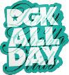 DGK - DGK Classics Decal