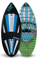 Phase 5 - 2015 Danielo Diamond Wakesurf Board