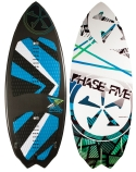 Phase 5 - 2016 Model X Wakesurf Board