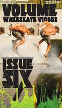 Volume Wakeskate Videos - Volume Wakeskate Videos Issue #6 - DVD