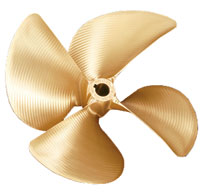 Acme Propellers - 1235 - 4 Blade Propeller