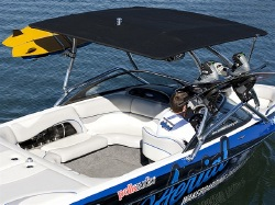Eclipse Bimini for Aerial Wakeboard Towers