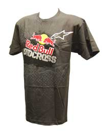 Alpinestars - Red Bull Grit Logo T