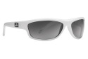 Bedlam - White/Smoke Polarized