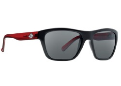 Anarchy Sunglasses Status - Red/Smoke - 45.00