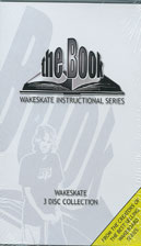 McLinDigital - The BooK Box Wakeskate Set - DVD