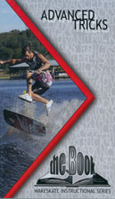 McLinDigital - The BooK Wakeskate - Advanced Tricks - DVD