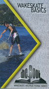 McLinDigital - The BooK Wakeskate - Basic Tricks - DVD