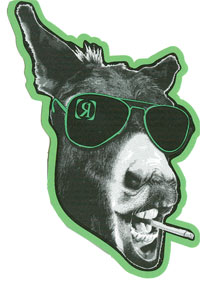 Ronix - Donkey Sticker