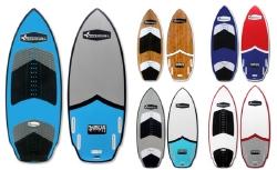 Doomswell - 2017 Nubstep Wakesurf Board