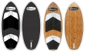 Doomswell - 2017 Skim Wakesurf Board