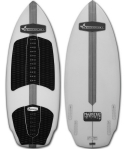 Doomswell - 2016 Nubstep White / Black Wakesurf