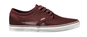 DVS - Rico CT Burgundy - Sandbar Series
