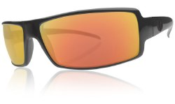 Electric Sunglasses - EC-DC - Matte Black/Grey Fire Chrome