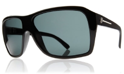 Electric Sunglasses - Capt Ahab - Gloss Black/Grey