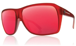 Electric Sunglasses - Capt Ahab - Plasma/Grey Plasma Chrome