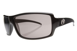 Electric Sunglasses - EC-DC XL - GI Black/Grey Polarized