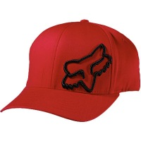 Fox - Flex 45 Flexfit Hat - Red