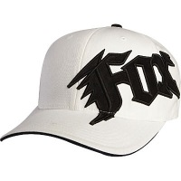 Fox - New Generation FlexFit Hat - White