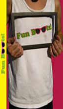 Scene One Productions - Fun Boots - DVD