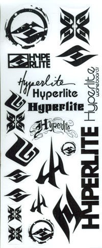 Hyperlite - 3.5 x 8.5